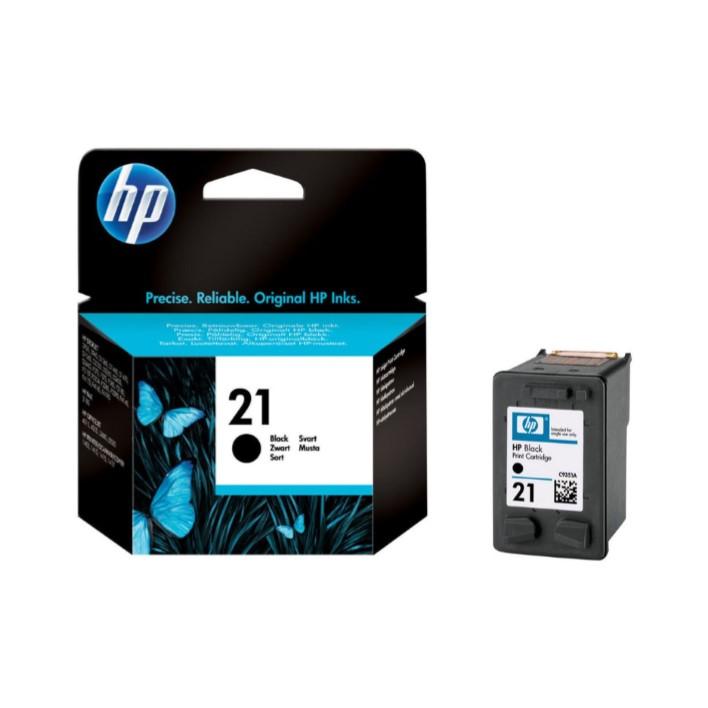 Tinteiro HP21 black