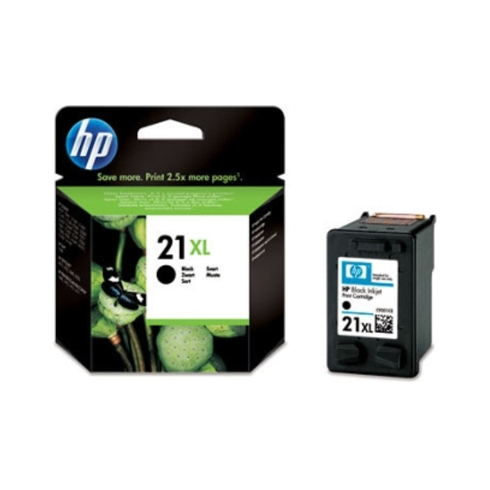 Tinteiro HP21xl Black