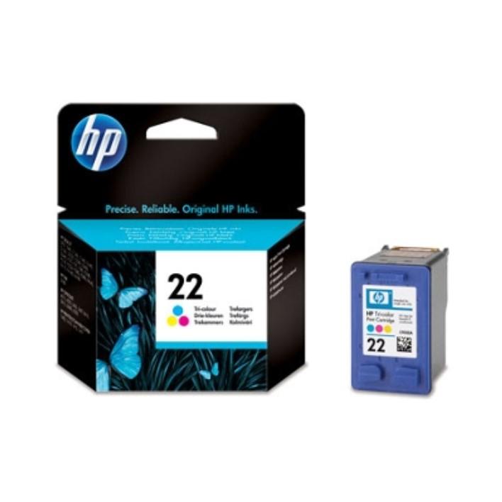 Tinteiro HP22 Tricolor