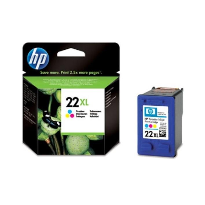 Tinteiro HP22xl Tricolor