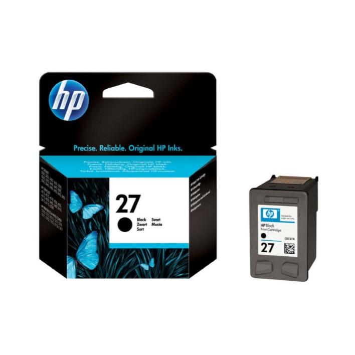 Tinteiro HP27 Black