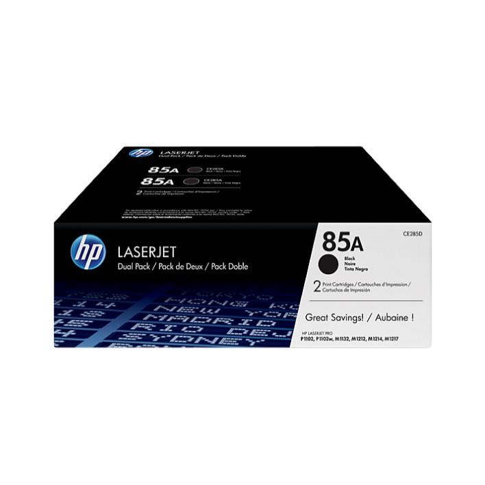 Toner HP85A Pack Duplo