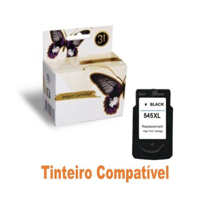 Tinteiro Canon PG545xl Black Compatível