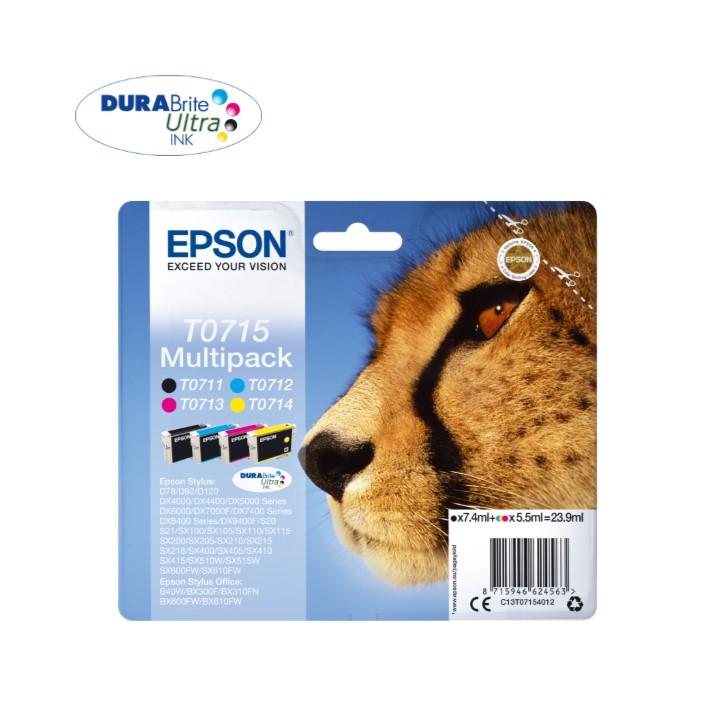 Pack Tinteiros Epson T0715