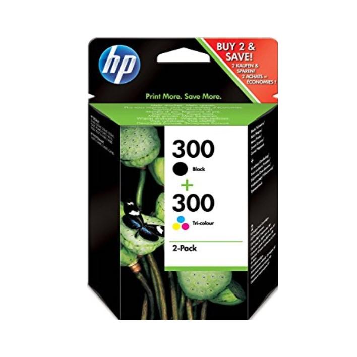 Pack Tinteiros HP300
