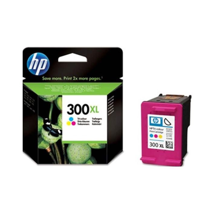 Tinteiro HP300xl Tricolor