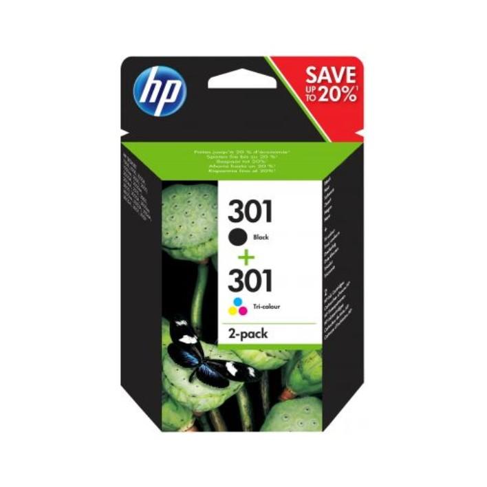 Pack Tinteiros HP301