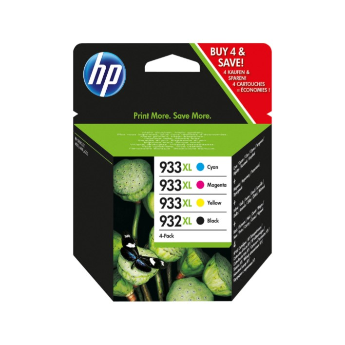 Pack Tinteiros HP932xl 933xl