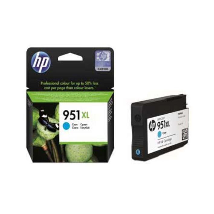 Tinteiro HP951XL Cyan