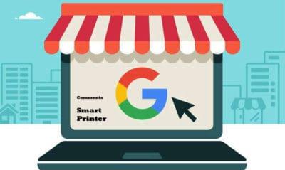 Deixe-nos o seu comentário no Google
