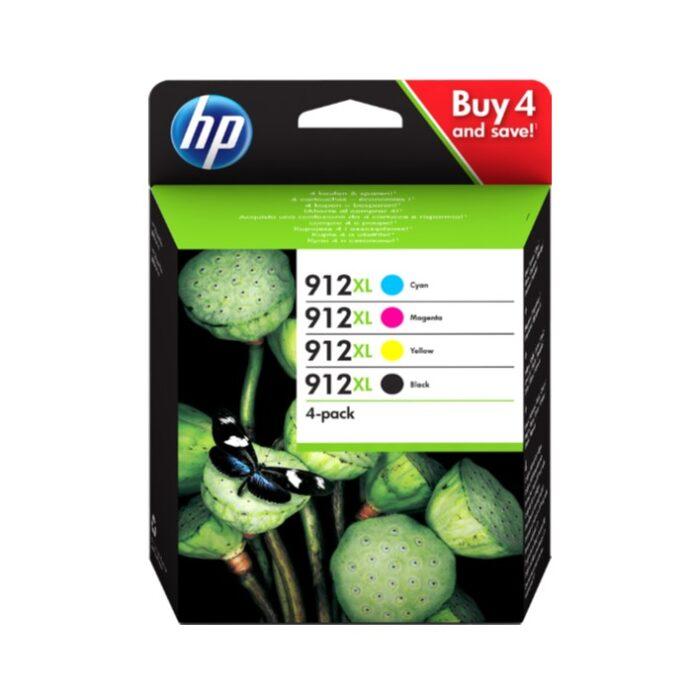 Multipack Tinteiros HP 912xl