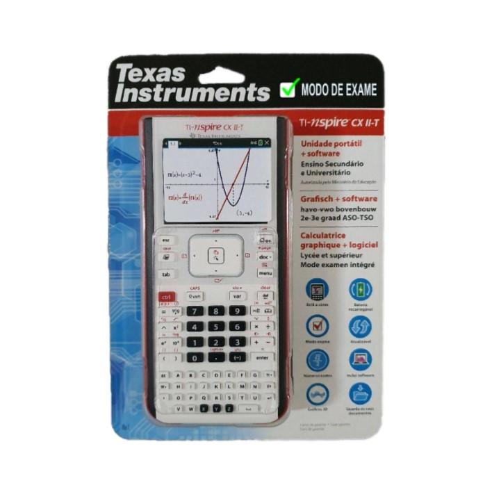 Calculadora TI NSPIRE CX II-T