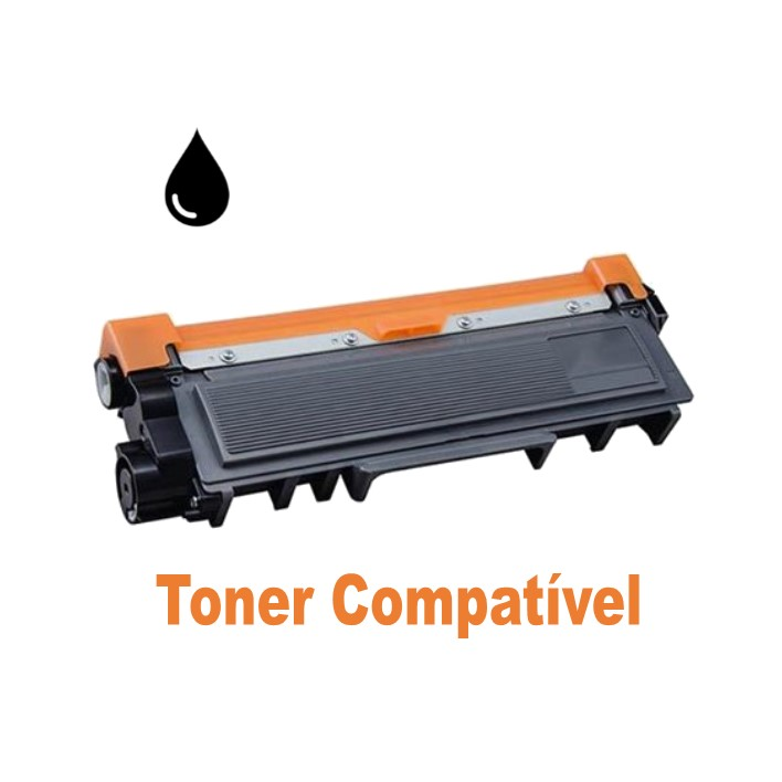 Toner compatível Brother TN-2320 preto