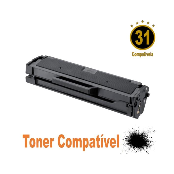 Toner Compatível Samsung D111S Black
