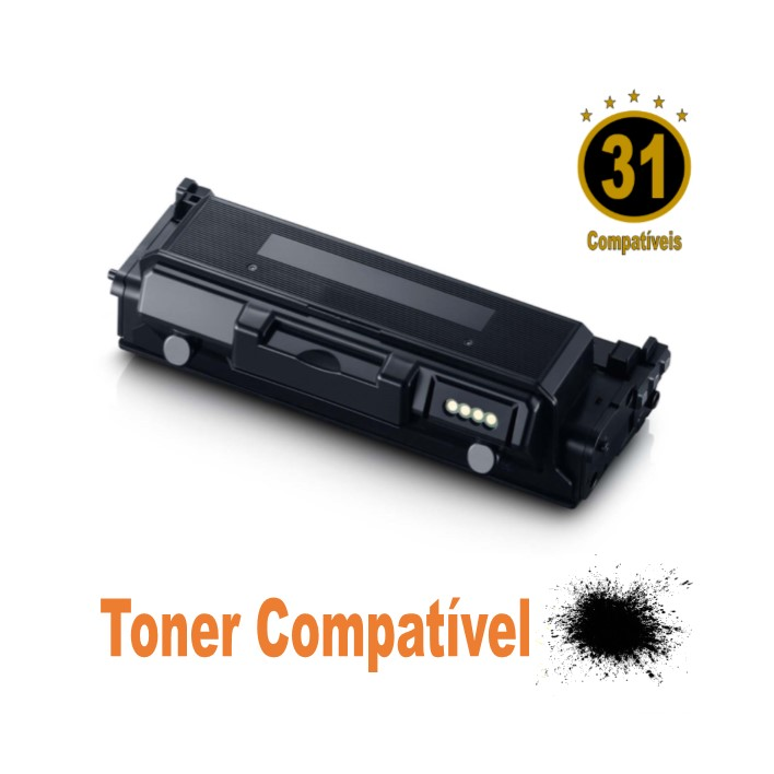 Toner Compatível Samsung D204 Black