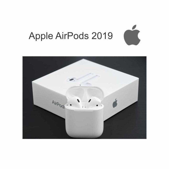 Airpods Apple 2019