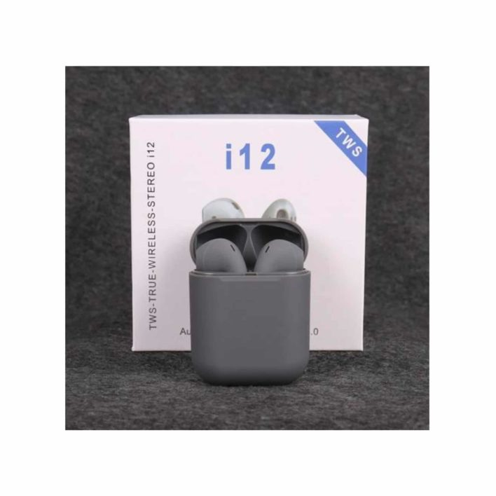 Airpods i12 Grey