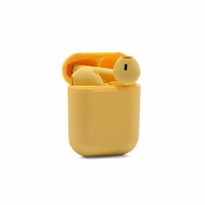 Airpods i12 Yellow