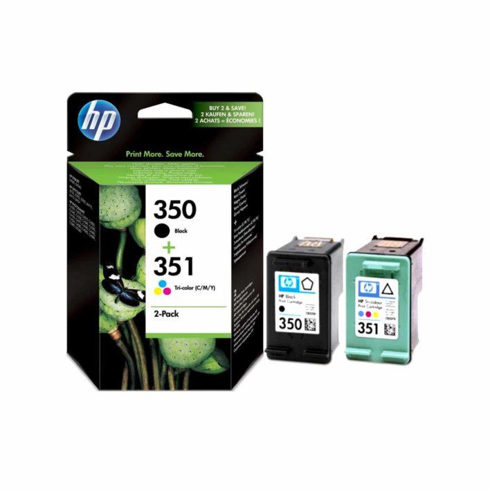 Multipack HP 350 351