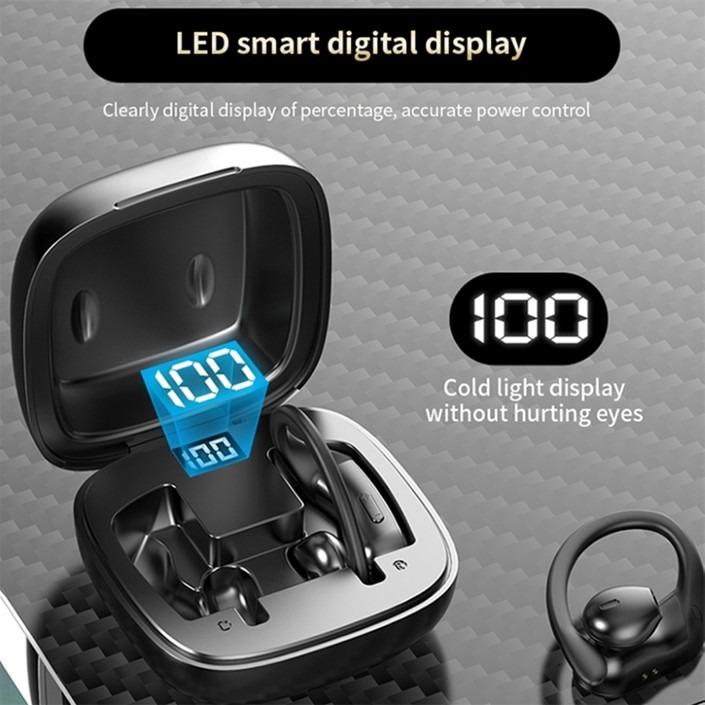 AirPods B10 – LED smart digital display
