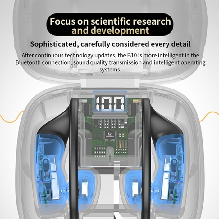 AirPods B10 Focus on scientific research and development