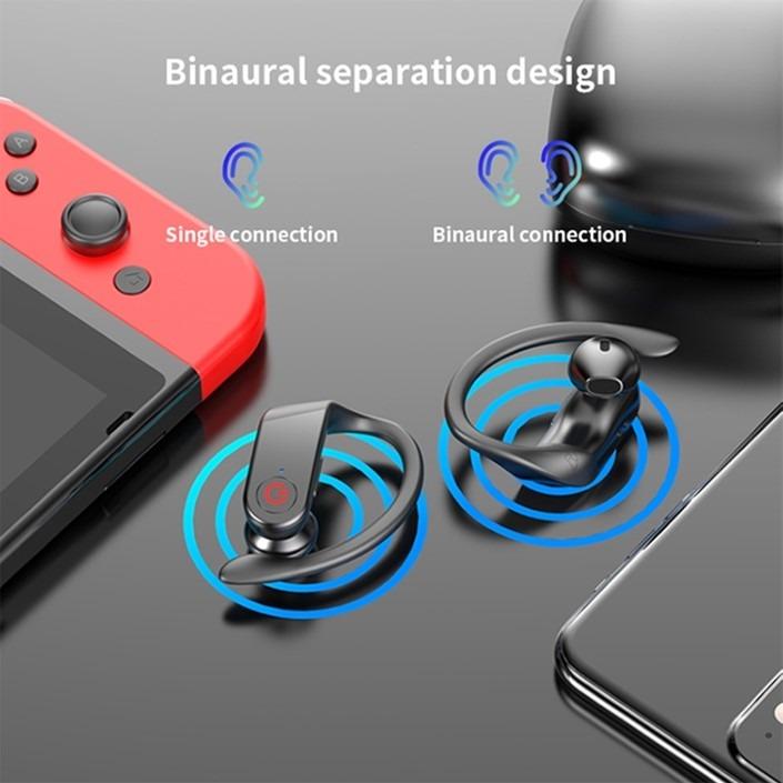 AirPods B10 - Binaural separation design