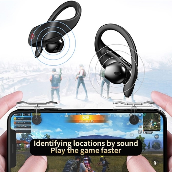 AirPods B10 – Identifying locations by sound. Play the game faster