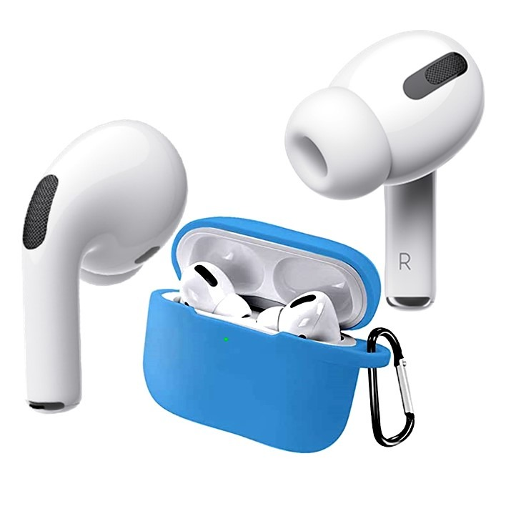 AirPods Pro Silicone Case Light Blue