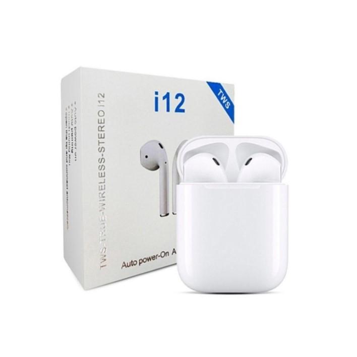 i12 TWS AirPods Wireless V5.0