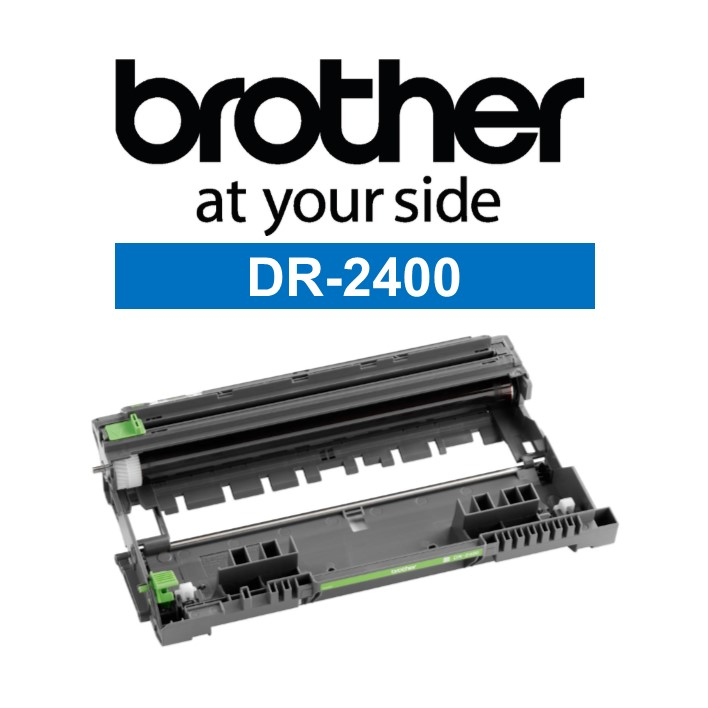 Como Substituir e Reiniciar Tambor Brother DR-2400