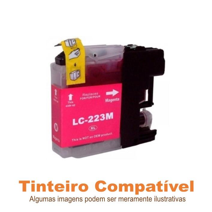 Brother LC223M Compatível