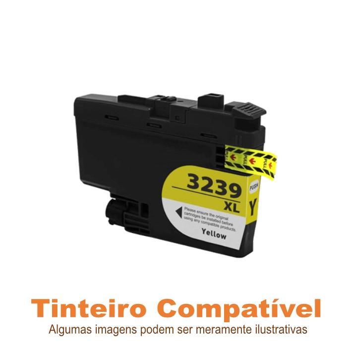Tinteiro Brother LC3239XLY Yellow Compatível