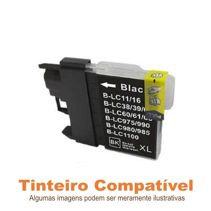 Brother LC980BK LC985BK LC1100BK Compatível