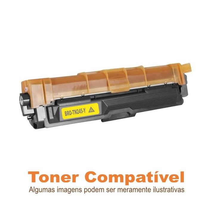 Toner Brother TN-245Y compatível