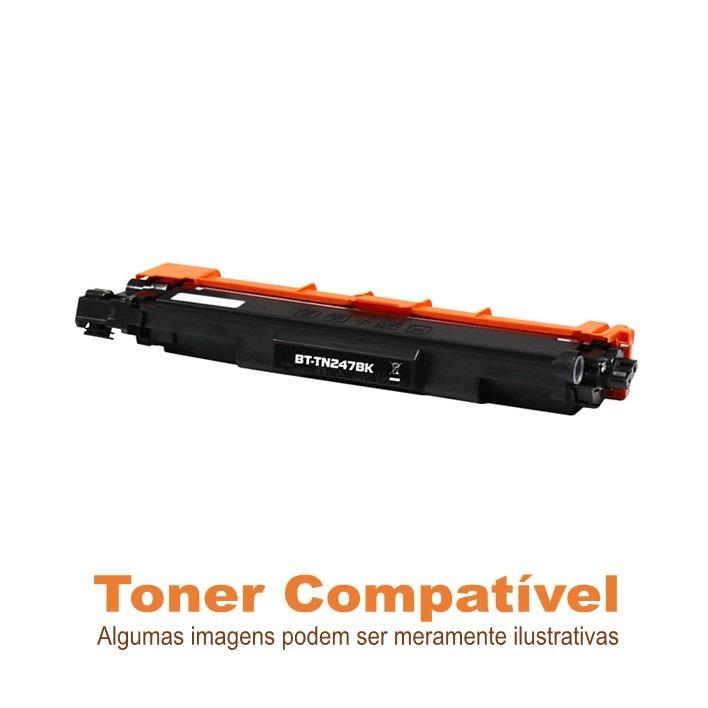 Toner Brother TN247BK compatível com TN243BK