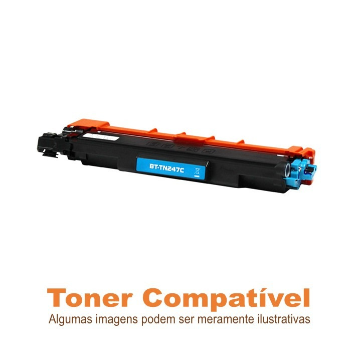 Toner Brother TN247C compatível com TN243C