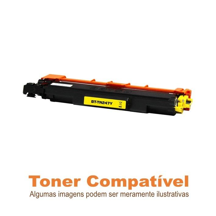 Toner Brother TN247Y compatível com TN243Y