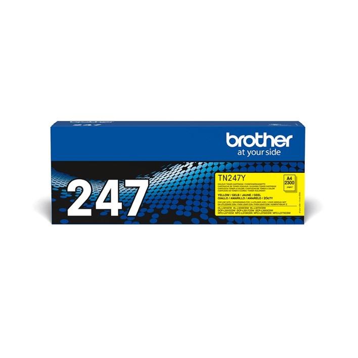 Toner Brother TN247Y original