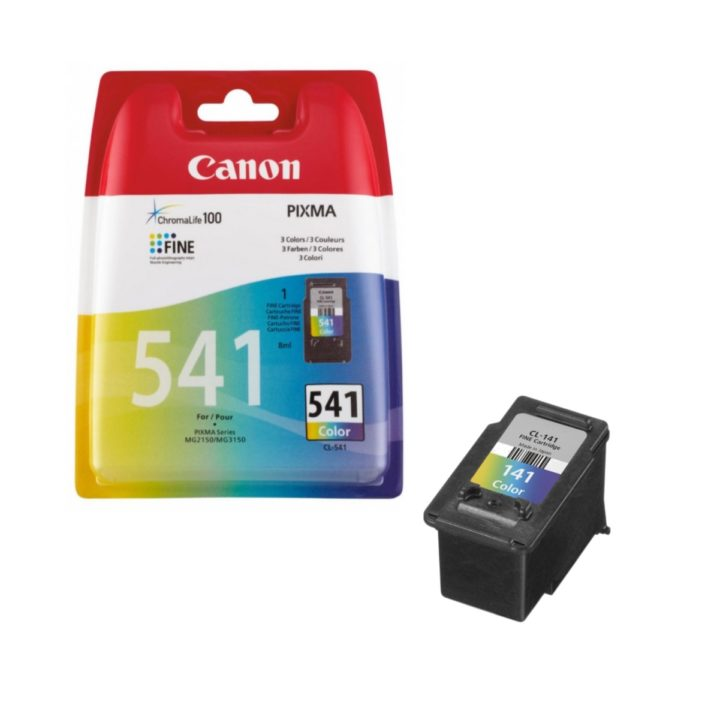 Tinteiro Canon CL541