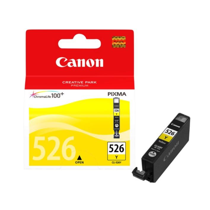 Tinteiro Canon CLI526Y Yellow Original