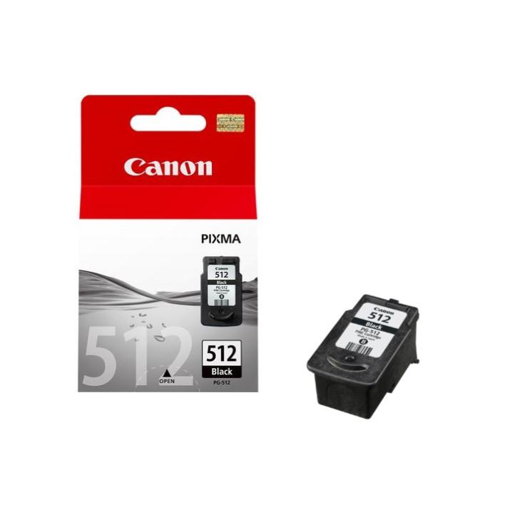 Tinteiro Canon PG512 Black