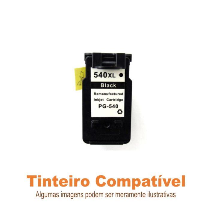 Tinteiro Canon PG540XL compatível