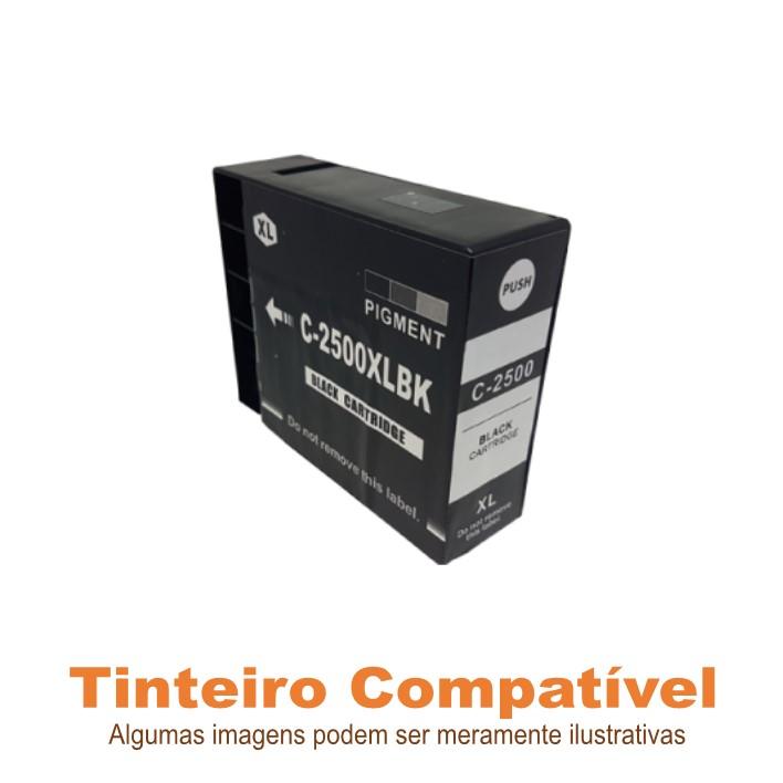 Tinteiro Canon PGI2500XLBK Black Compatível