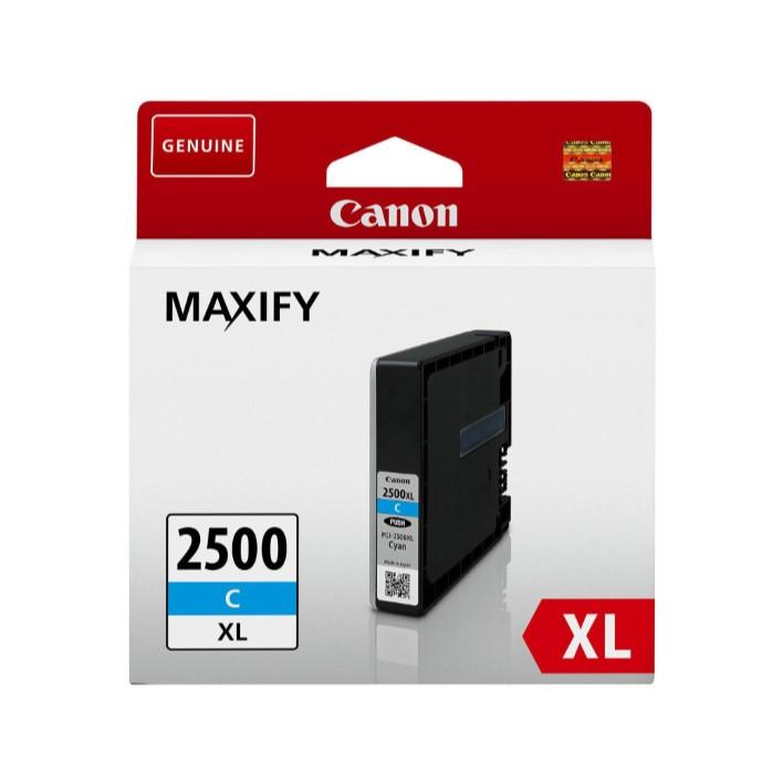 Tinteiro Canon PGI2500XLC Cyan