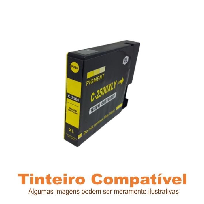 Tinteiro Canon PGI2500XLY Yellow Compatível