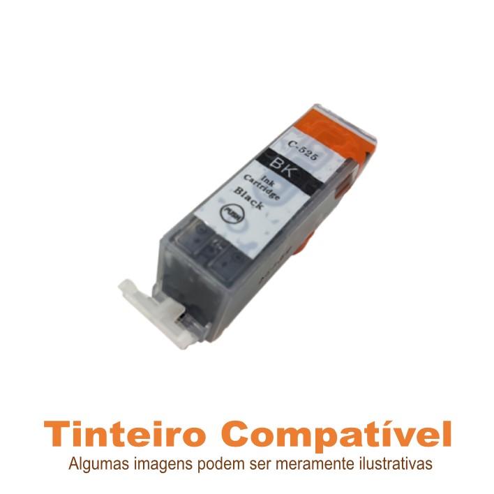 Tinteiro Canon PGI525BK Black Compatível