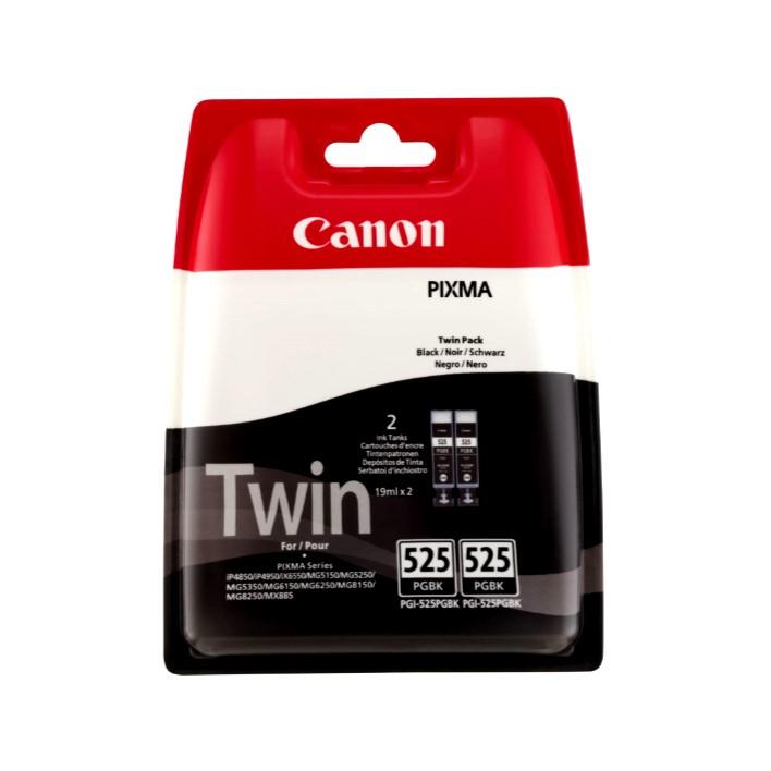 Twin Pack Canon PGI525BK Black Original