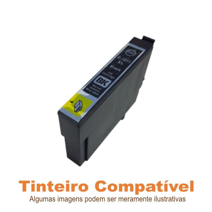 Tinteiro Epson 1811 Black Compatível