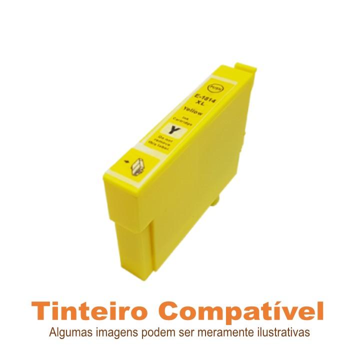 Tinteiro Epson 1814 Yellow Compatível