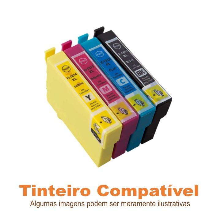 Pack tinteiros Epson 18XL Compatíveis